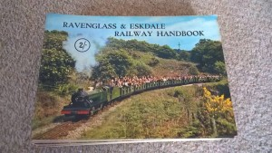 LOT 1: R&ER handbook first edition. Excellent condition.