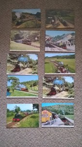 LOT 15: Collection of colour Ratty postcards