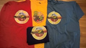 LOT 17: Four Ratty t-shirts size 2XL. Designs no longer available. Second hand but hardly worn.